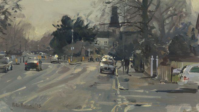 Dulwich Village, February