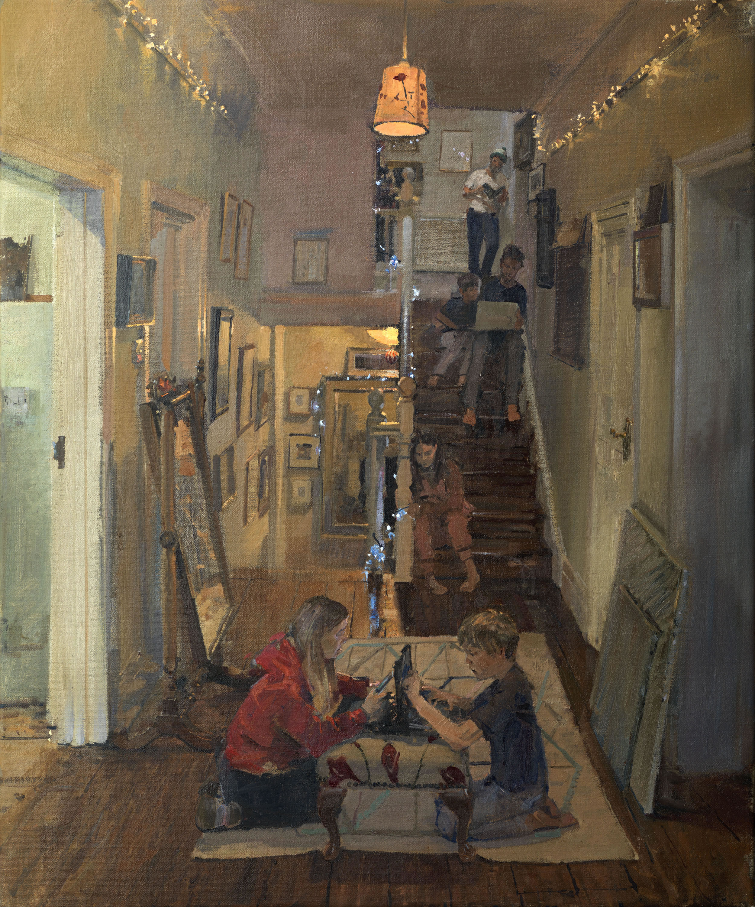 Royal Society of Portrait Painters Annual, 2017