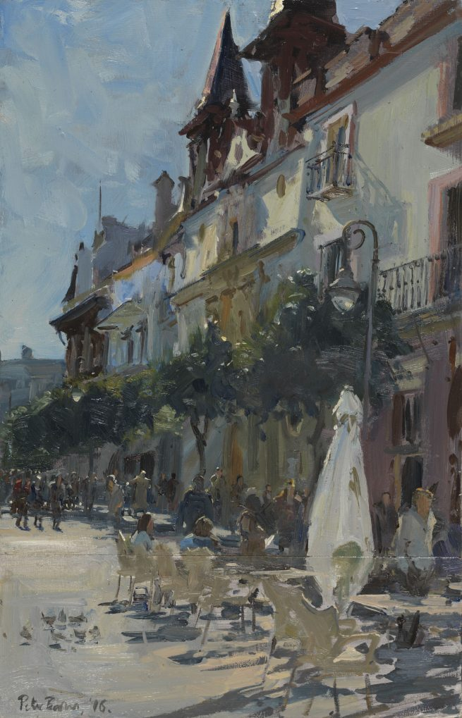 Plaza San Francisco, Seville