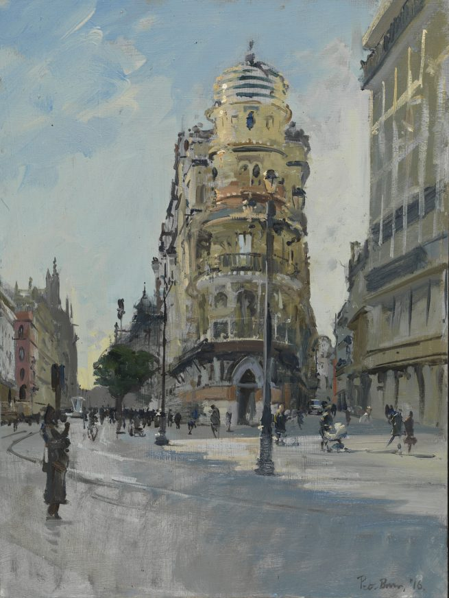 Avenida de la Constitucion, Seville