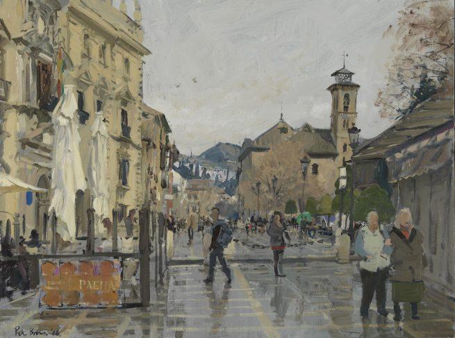 Plaza Nueva, Granada