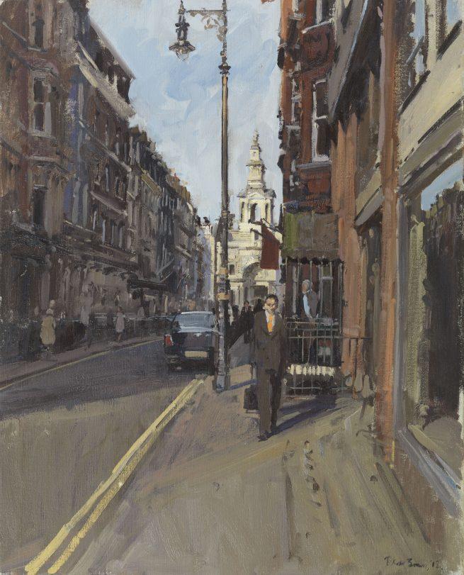 Half Moon Street, London