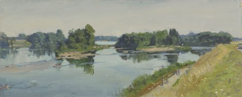 Towards Saint Dye, the Loire
