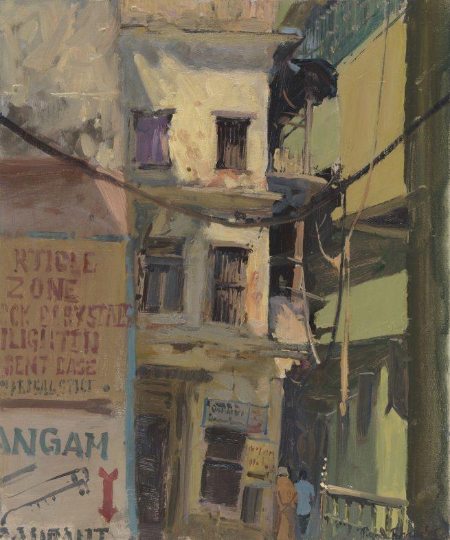 The Crooked House, Varanasi