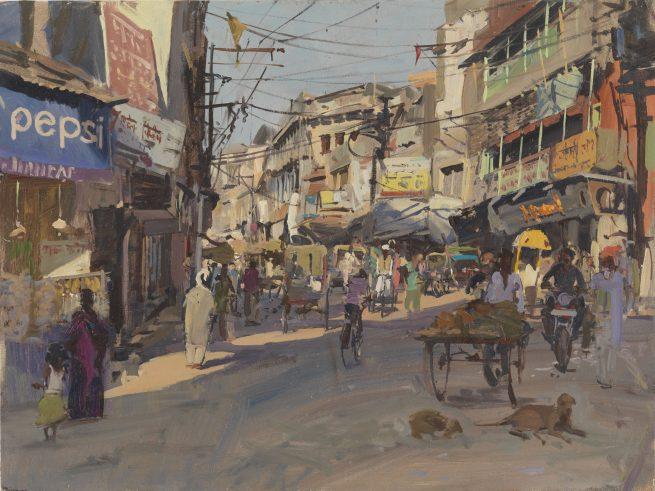 Sleeping Dogs, Varanassi