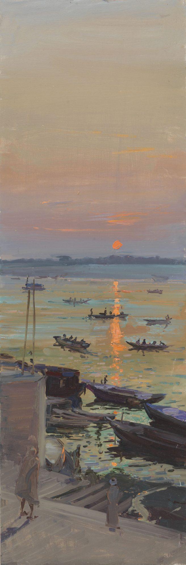 Sunrise III, Varanassi