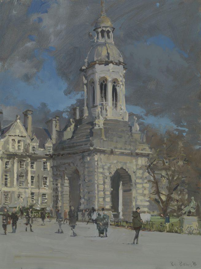 The Campanile, Trinity College