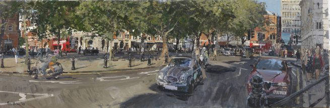 Summer Afternoon, Sloane Square